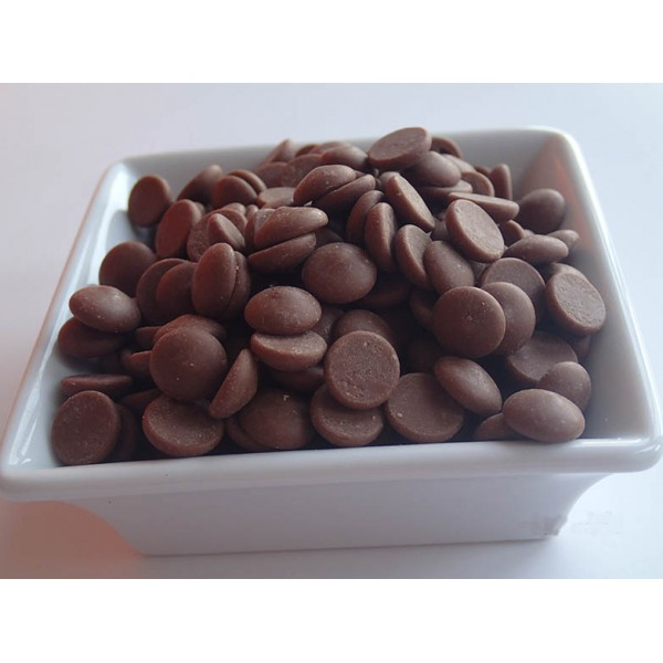 Млечен шоколадов чипс 100 гр.
