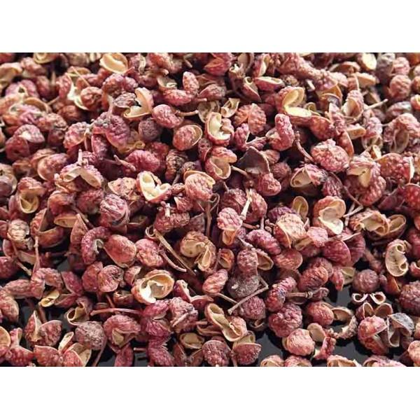 Сечуански пипер (Zanthoxylum piperitum) 10 гр.
